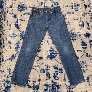 Men's/boys Levi's jeans